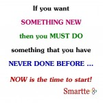 do something different smartte