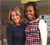 michelle obama and jenna bush 50x45