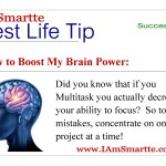 Smartte Tips to Increase My Brain Power