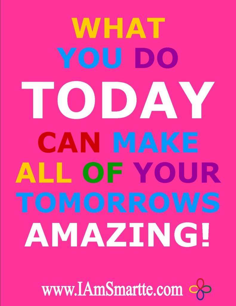 Smartte Motivational Print Out